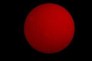 Sonne H-Alpha 05.05.2013