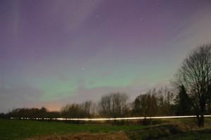 Polarlicht vom 21.01.2005