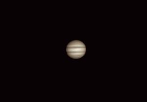 Jupiter am 15.05.2015 um ca. 22:30 Uhr.