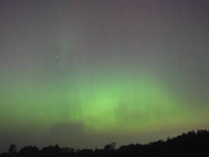 Polarlicht vom 29.10.2003