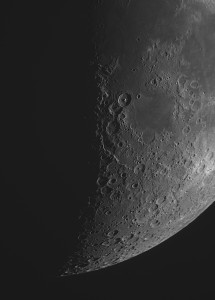 Mond am 24.04.2015